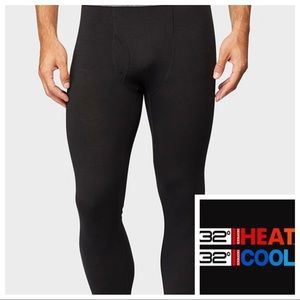 32° Degrees Heat Performance Mesh Pant NWT